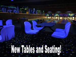 bowling seating