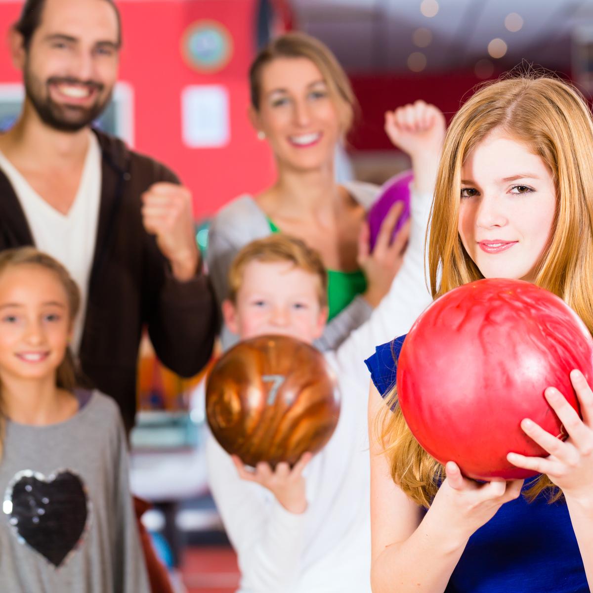 Family Fun at ibowl