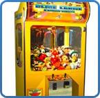 Crane Arcade Game